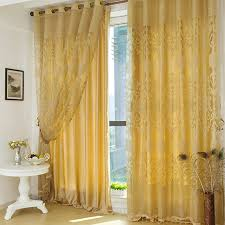 Gold Curtains Living Room Inspiration Plain Gold Curtains Luxury Polyester Fabric Gold Curtains In