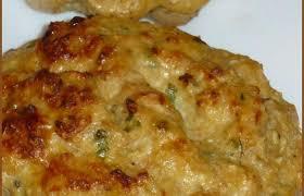 cuisiner du thon en boite beignet au thon façon dukan recette dukan pp par krolabricole