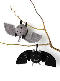Bat For Halloween Halloween Knitting Patterns Knitting Patterns Toy And Patterns
