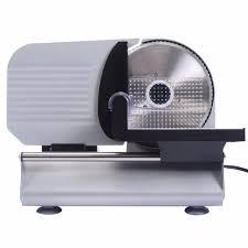 schneidemaschine küche goplus 7 5 klinge elektrische schneidemaschine käse deli fleisch