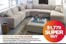 radley 5 piece fabric chaise sectional sofa radley sectional sofa macy s 1025theparty com