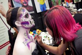 makeup artists school theatrical makeup artist courses images