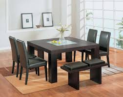 Dining Room Furniture Usa Global Furniture Usa G020 Wenge Dining Set Gf G020dt Set At