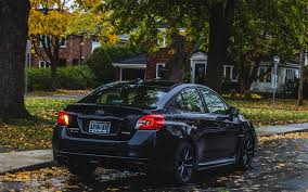 2018 subaru wrx wallpaper 2018 subaru wrx with a cvt it u0027s weird the car guide