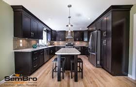 Design Of Kitchen Cabinets Kitchen Remodel Sembro Designs 614 853 4448