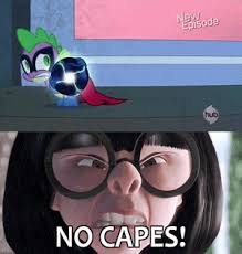 Edna Meme - 503884 animated cape clothes edna mode humdrum meme no
