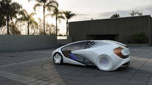 futuristic sports cars toyota u0027s ces concept car is a futuristic pod that wants to get to