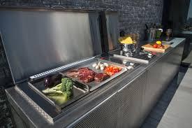 plancha encastrable cuisine pla une marque de plancha d exception de jardin