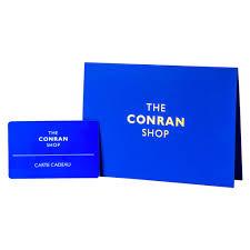 Conran Shop Tapis Carte Cadeau The Conran Shop