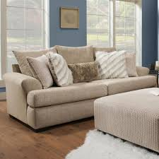 albany pazzo cream chenille sofa weekends only furniture u0026 mattress