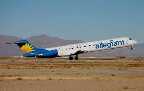 Allegiant Air Route Map Billings Flyers Stranded In Vegas After Allegiant Flight Cancele