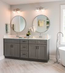 Country Vanity Bathroom Philadelphia Country Vanity Bathroom Farmhouse With Grey Shaker