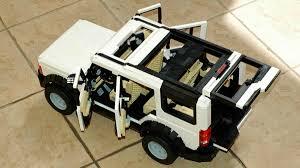 lego land rover discovery el land rover discovery 3 de lego es clavado al real topgear es