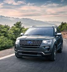 Ford Explorer 3 5 Ecoboost - 2018 ford explorer suv features ford com