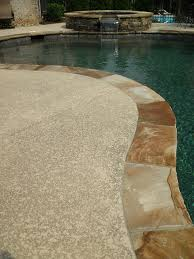 Concrete Patio Resurfacing Products Pool Remodeling Ideas Patio Traditional With None