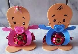 Super Chá de bebê: 30 lembrancinhas que você pode fazer em casa : ᐅ Mil  #PD71