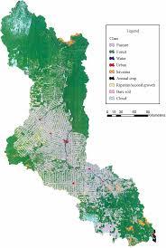 Michigan River Map by Lba Eco Cd 06 Ji Parana River Basin Land Use And Land Cover Map