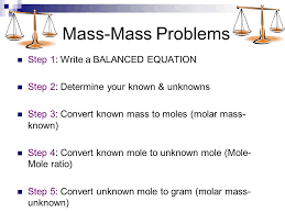 stoichiometry mass mass problems worksheet key mole practice
