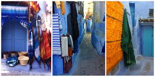 The Blue City Morocco by Morocco The Blue City Adventure Is Waiting