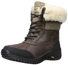 amazon com ugg australia womens amazon com ugg australia s adirondack ii winter boot