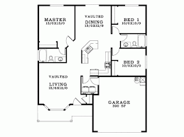 Inspiring House Plan For 3 Bedroom Bungalow Contemporary Best Bungalow House Plans