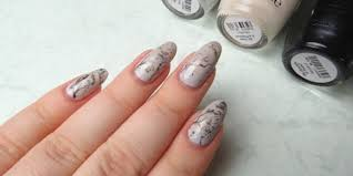 nail art drag marble nail art tutorial1 rainbow drops tutorial