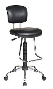 amazon alert black friday amazon com office star pneumatic drafting chair with casters and