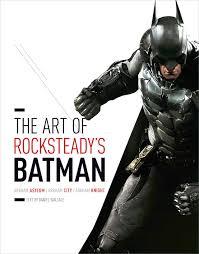 gaming batman 300 book art u0027arkham u0027 creators
