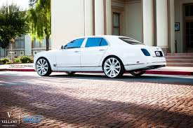 mulsanne on rims bentley mulsanne bentley mulsanne l vellano vm03 24 u2033 monoblock vellano forged