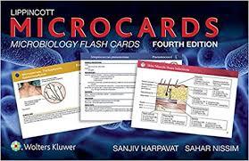 Flashcards Kindle Amazon Com Lippincott Microcards Microbiology Flash Cards Ebook