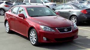 2015 red lexus is 250 2007 lexus is250 bestluxurycars us