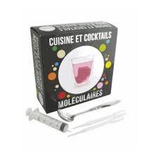 fnac cuisine coffret cuisine cocktails moleculaires 1 moule 1