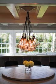 dining room table lighting 22 dining table light designs ideas plans models design