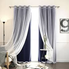 Silver And Blue Curtains Best 25 Block Out Curtains Ideas On Pinterest Silver Curtains