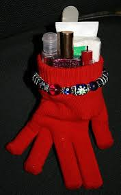 cute christmas gifts for anyone fill dollar store gloves with