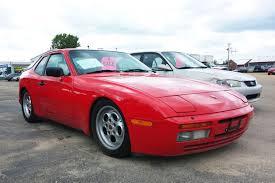 porsche 944 road test oppo test drive report 1986 porsche 944 turbo