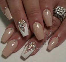 724 best nail bling images on pinterest coffin nails make up
