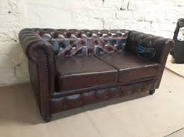 Chesterfield Sofa Vintage Furniture Leather Chesterfield Sofa Beautiful Vintage Leather