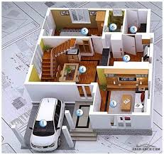Narrow Lot Modern House Plans House Plans 3d Modern House Plan Designs Newest Plans Narrow