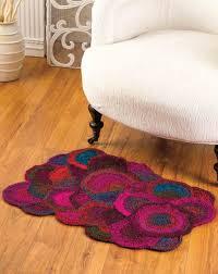 Crochet Bathroom Rug by Oval Bath Mat Crochet Crochet Kingdom