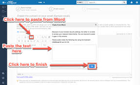 creating and personalizing html emails word 2010 email template