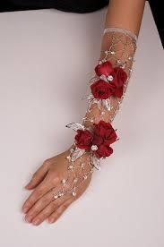 corsage bracelet arm rhinestone corsage bracelet
