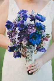 Blue Wedding Bouquets Something Blue Wedding Flowers Part Ii Bella Flowers U0027 Blog