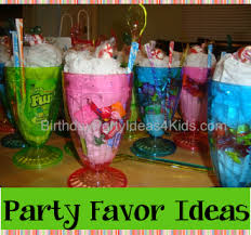 party favors ideas birthday party favor ideas