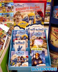 books smurfs 2 movie