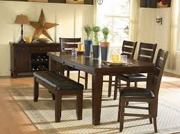 Dark Oak Furniture Homelegance Ameillia Dining Table Dark Oak Finish 586 82