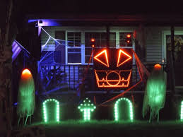 halloween house has lights and music life kenoshanews com
