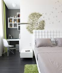 Small Bedroom Layout by Inspirational Wall Art For Small Bedroom Layout With White Shelves