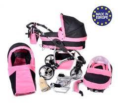 poussette si e auto baby sportive landau pour bébé siège auto poussette système