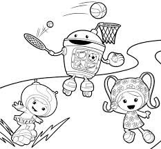 team umizoomi coloring pages art galleries team umizoomi